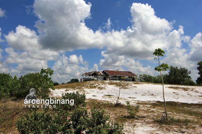 replika sd muhammadiyah laskar pelangi belitung timur