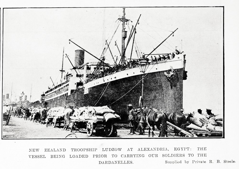 Troopship Magazines