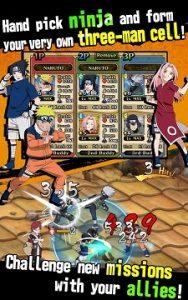 Ultimate Ninja Blazing Apk