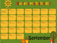 buitenspeelkalender september - gratis download