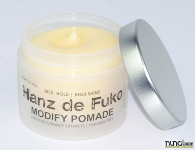 Hanz De Fuko Modify Pomade 2 Oz