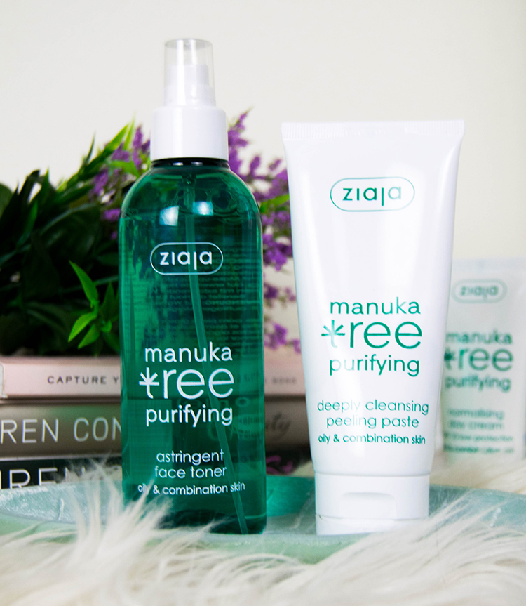manuka tree purifying
