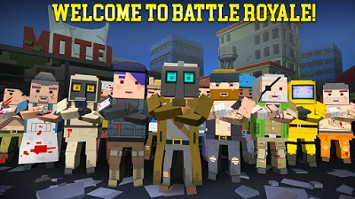 Grand Battle Royale: Pixel War v2.9.2 Mod Apk (Unlimited Coins)
