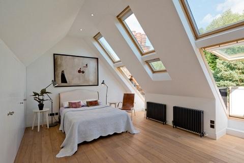 Lindos Diseños De Dormitorios Abuhardilados Ideas Para