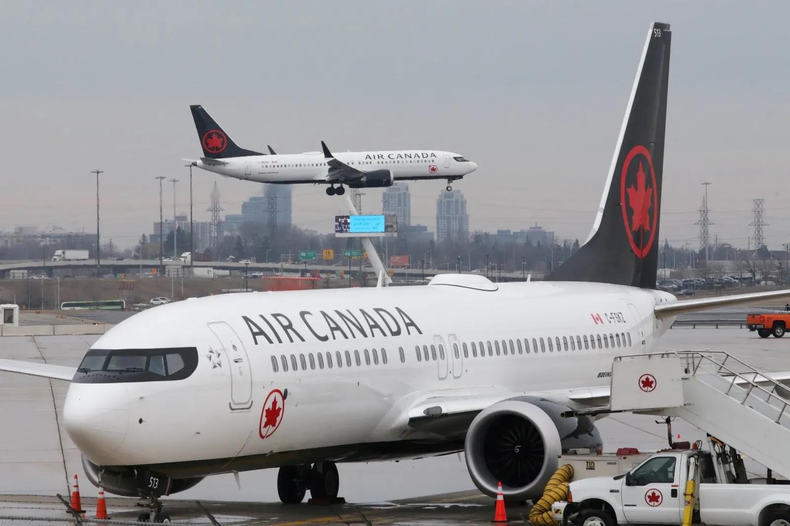 Air Canada despedirá hasta el 60% de sus trabajadores por la pandemia de coronavirus