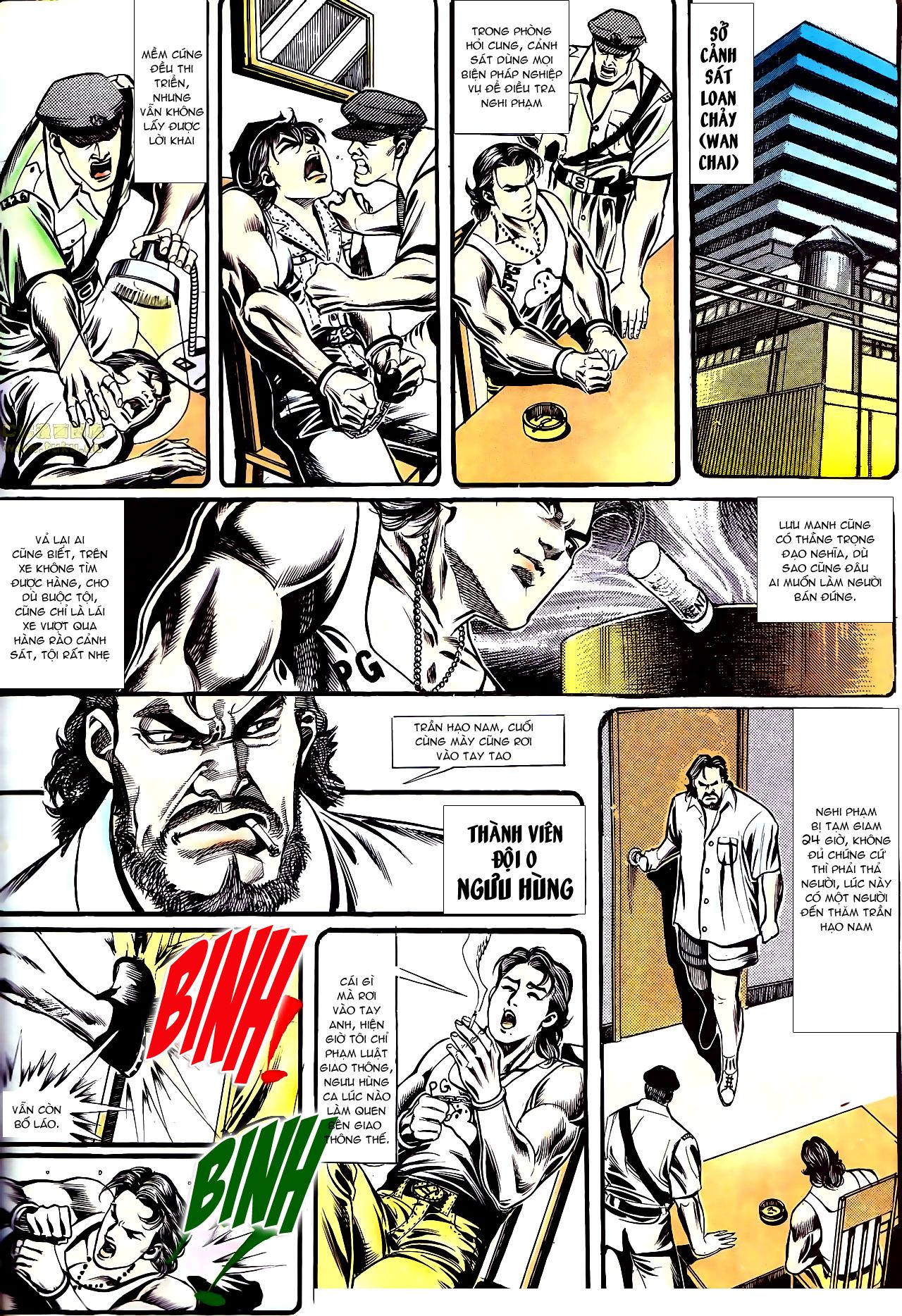Người Trong Giang Hồ chapter 157: thiên đường địa ngục trang 8