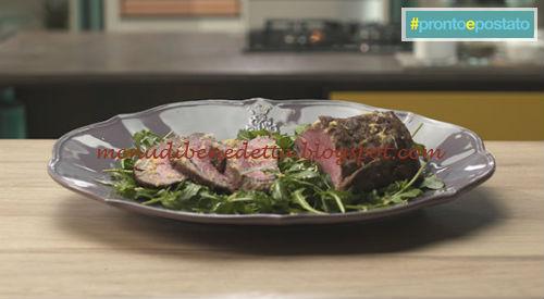 Pronto e postato - Roast Beef ricetta Benedetta Parodi