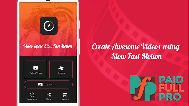Video Speed Fast and Slow Motion Pro APK