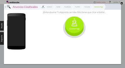 Crear app android 5