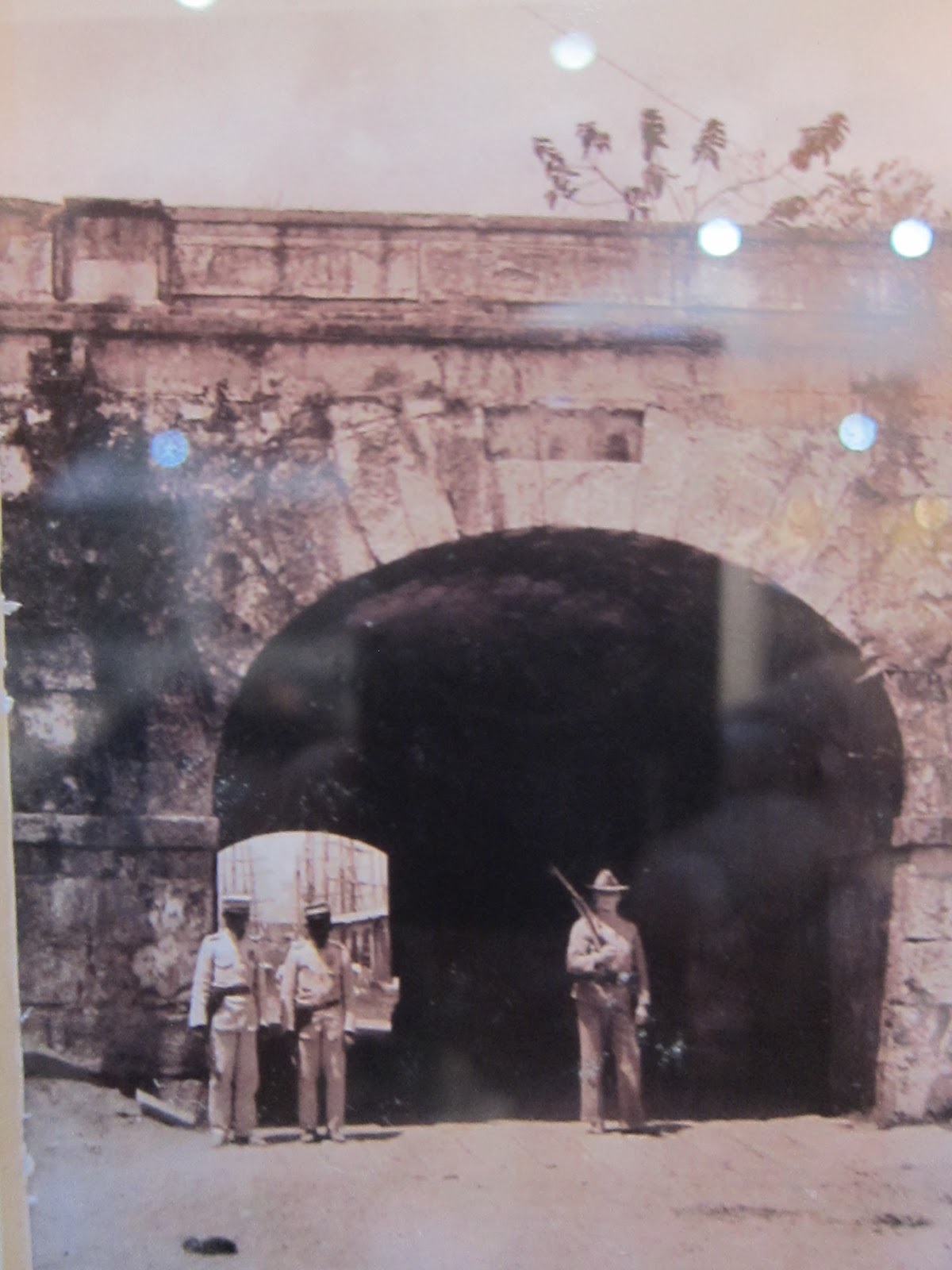 Pink Fox Patrol Beautiful Pre World War II Pictures at Quezon Resto in Fishe