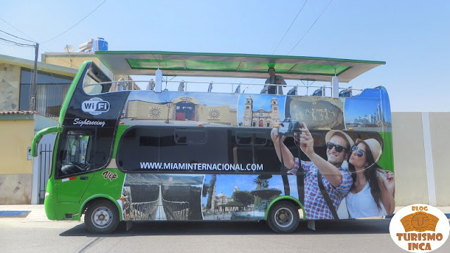 City Tour Tacna