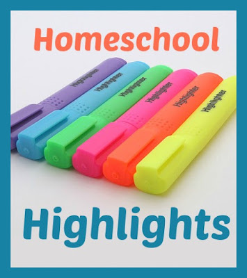 Homeschool Highlights - Another Busy Week on Homeschool Coffee Break @ kympossibleblog.blogspot.com