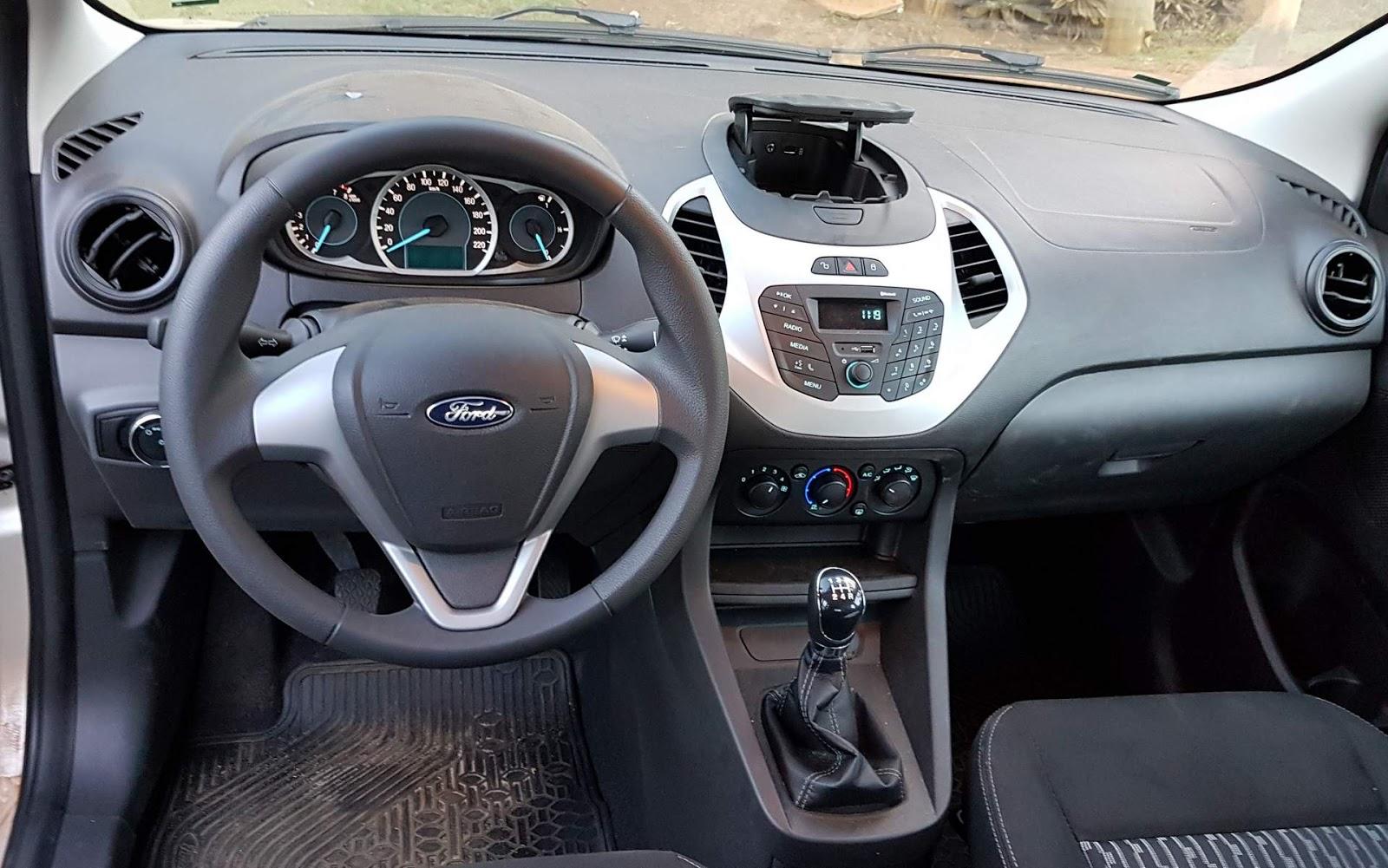 Ford Ka Se  Preco Consumo E Detalhes Video Car Blog Br