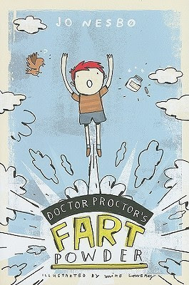 Doctor Proctor's Fart Powder by Jo Nesbo gets 4 out of 5 stars in my book review.  Fun book for reluctant readers and all boys that think farting is hilarious.  Boys in the middle grades (4-7th grade) will especially like this book, but a 3rd grader with good comprehension and reading level will enjoy it just as much.  Girls will like this book to for the characters learning about friendship is very relatable.  Alohamora Open a Book http://alohamoraopenabook.blogspot.com/ chapter book, series, Norway, for kids who don't like to read.