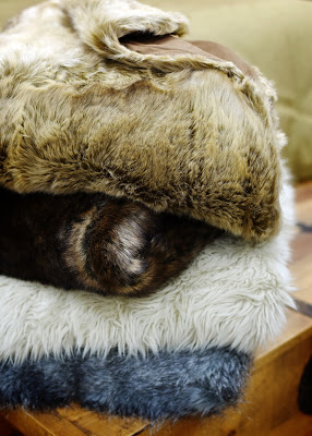 Shop All Faux Fur Throws And Pillows