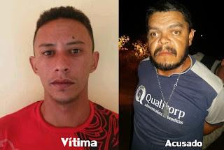 Homem é assassinado na comunidade Timbaúba, em Frei Martinho