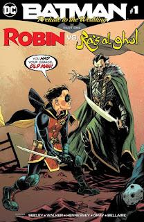 Batman: Prelude to the Wedding - Robin vs. Ra's Al Ghul