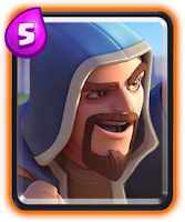 Mago - Clash Royale PNG