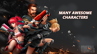 Metal Wings: Elite Force Apk Mod v2.3 (Unlimited Money)