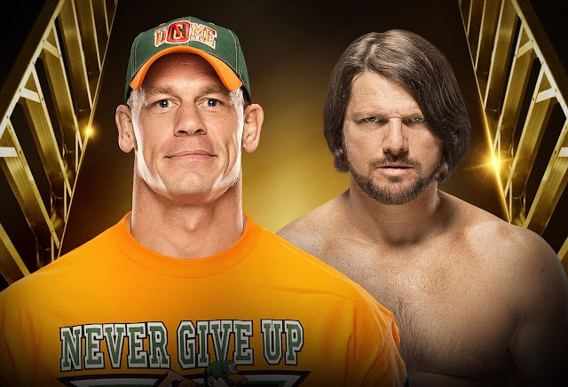 John Cena vs AJ Styles Preview, Predictions, Highlights, Live Stream online