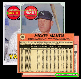 All About Sports Cards How To Spot 2018 Topps Heritage Baseball