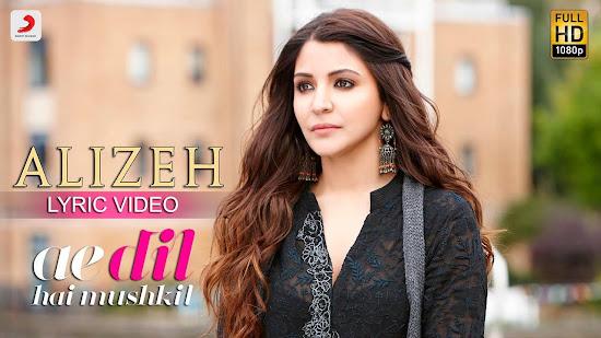 Alizeh - Ae Dil Hai Mushkil (2016)