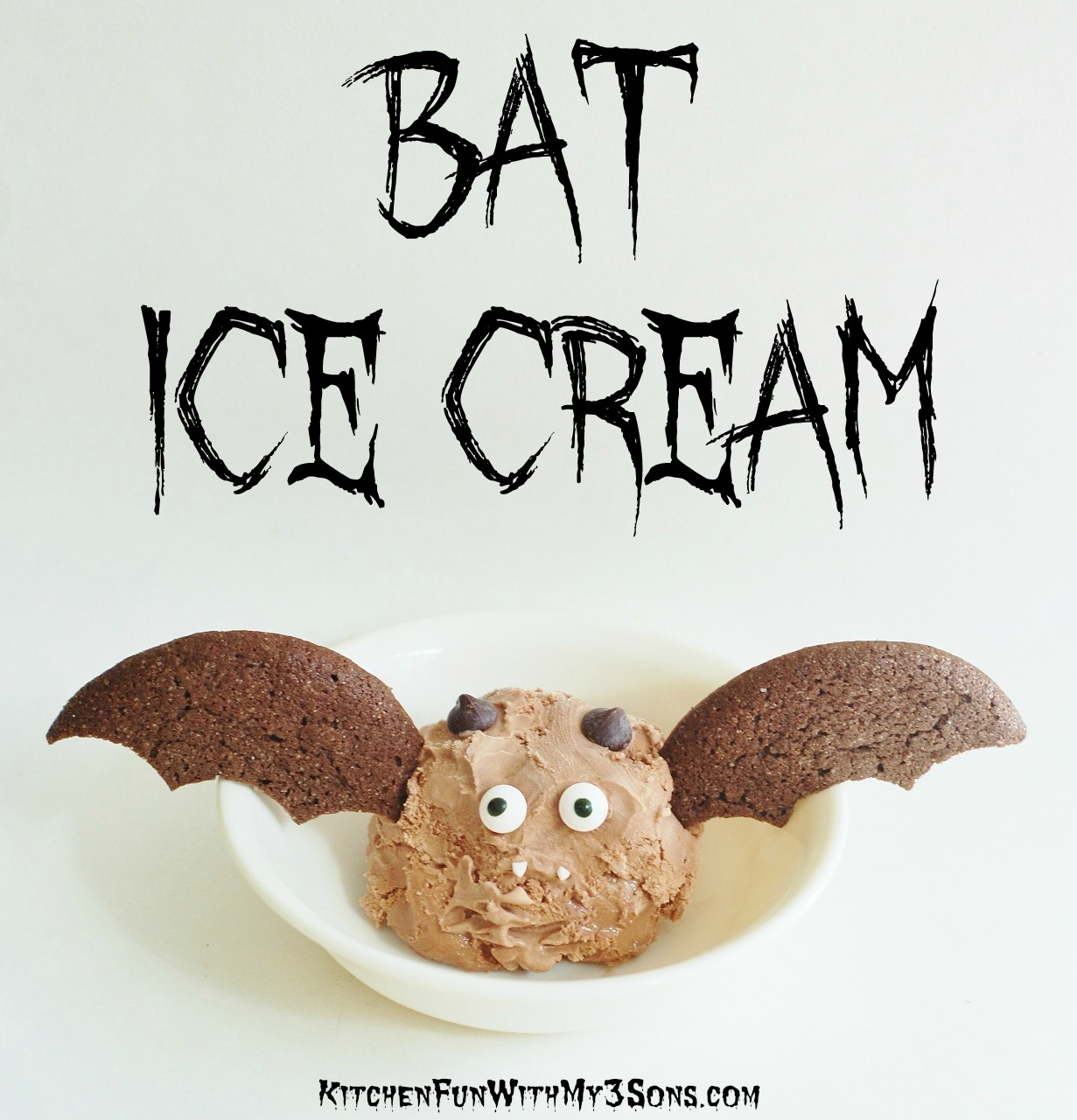 Bat Ice Cream