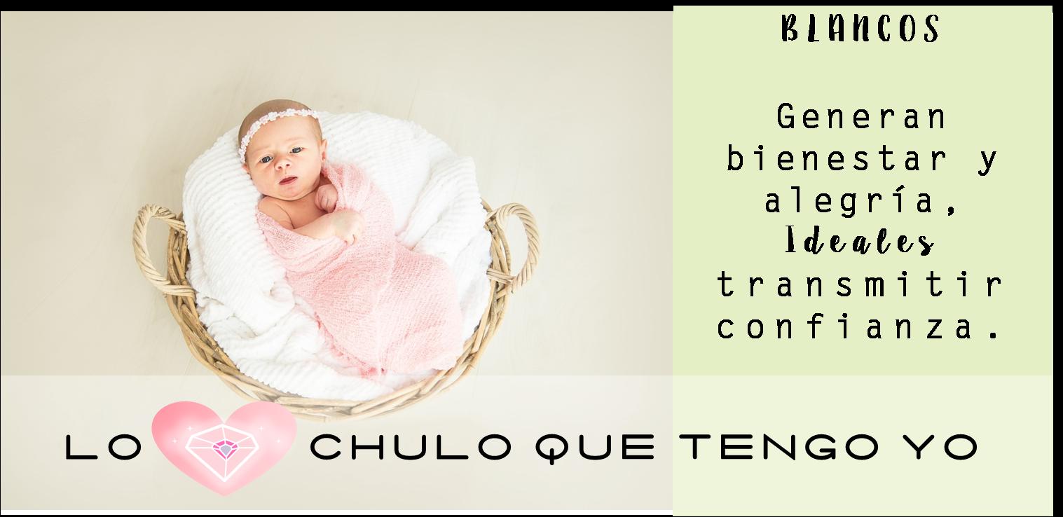 importancia colores juguetes y objetos de los bebés