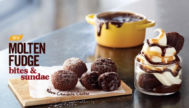 Burger King Chocolate Sundae Calories