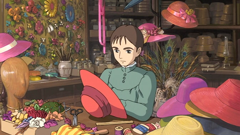 Destroy What Bores You Howl S Moving Castle 2004