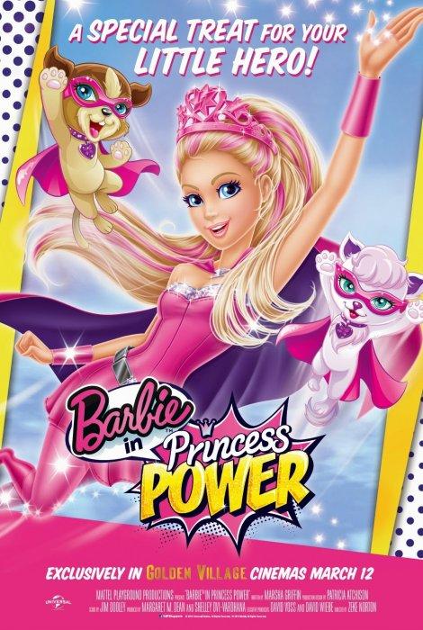 Desene Barbie 2015 Barbie în Puterile Prinţesei  Online Dublat In Romana