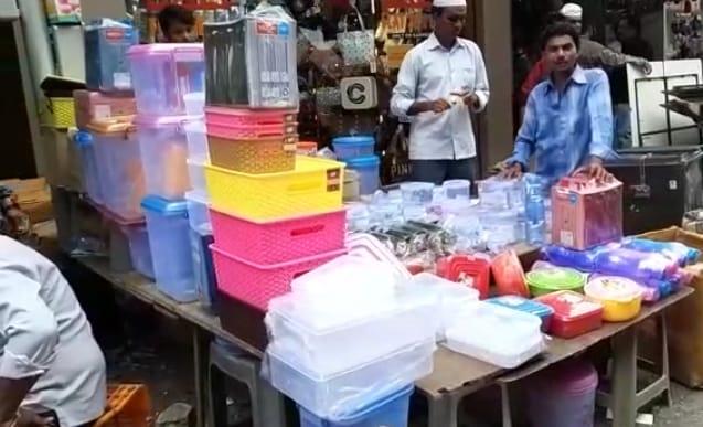 Mumbai Famous Shopping Spot Nakhuda Mohalla Crawford