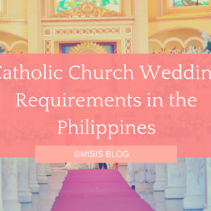 Catholic Church Wedding Requirement