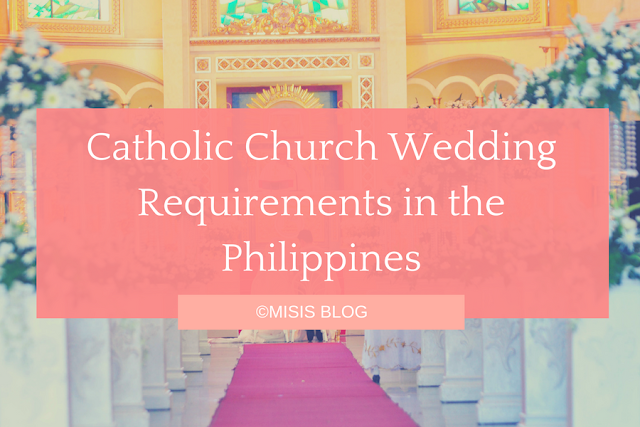 catholic church requirements philippines