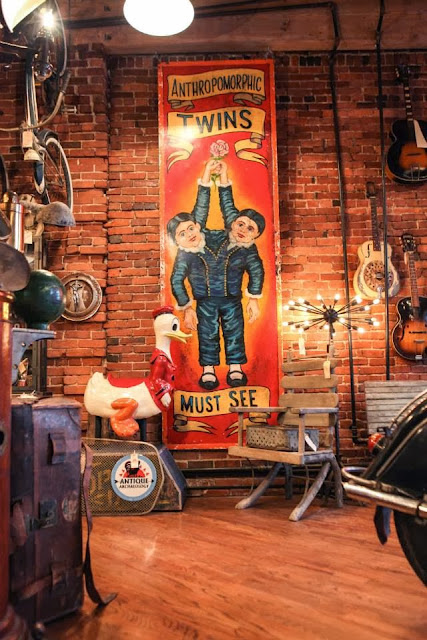 Chad S Drygoods Antique Archaeology American Pickers