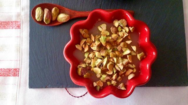gelo cannella pistacho canela gelatina receta italiana sencilla