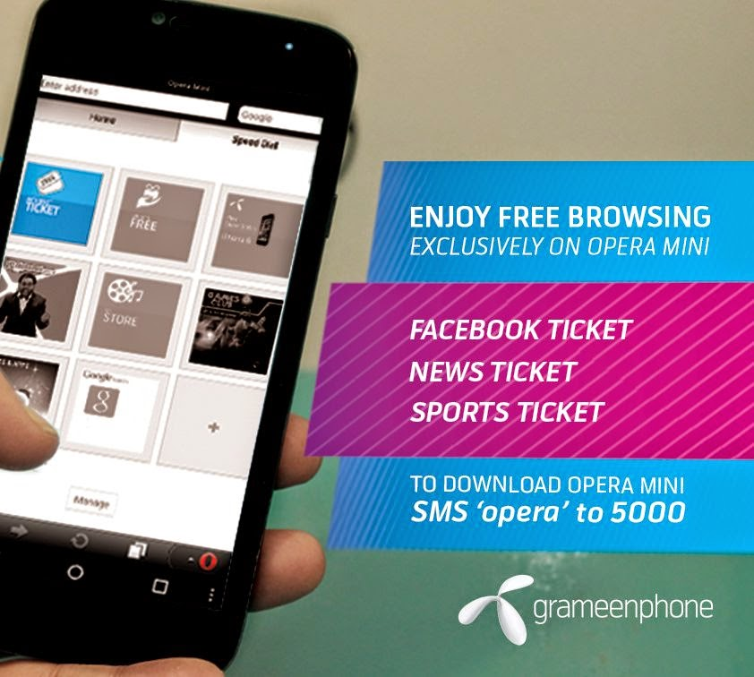 Grameenphone-Free-Internet-Ticket-Browse-Selected-Websites-Free-from-Opera-Mini.