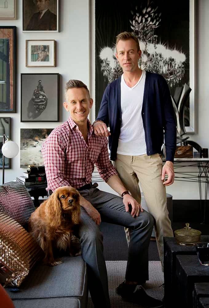 the style saloniste: Design Tome: Jay Jeffers' Bold New ...