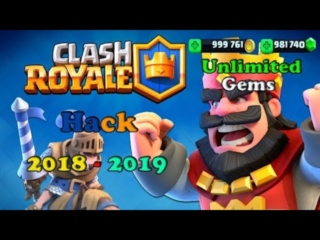 clash royale unlimited gems game download