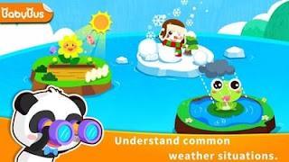 Baby Panda's Learning Weather Apk - Free Download Android Game