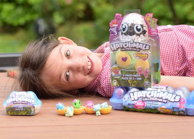 Hatch Friends Forever! Hatchimals CollEGGtibles Season Three