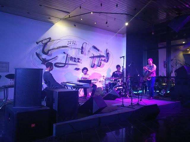 Jazz Café - El mejor local de La Habana para escuchar Jazz