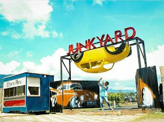 Junkyard Autopark & Cafe