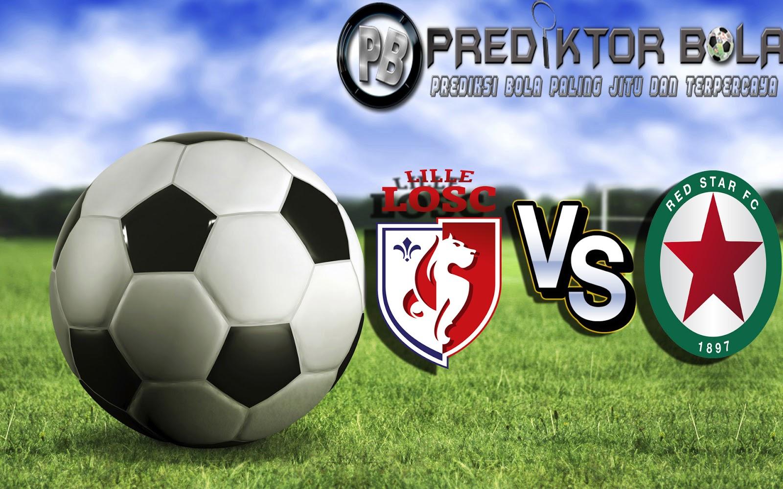 Prediksi Lille vs Red Star 12 Juli 2016
