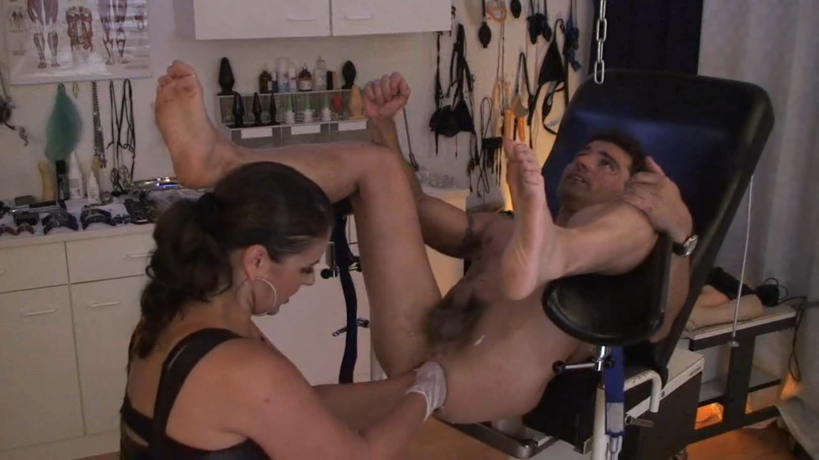 Extreme Double Anal 70