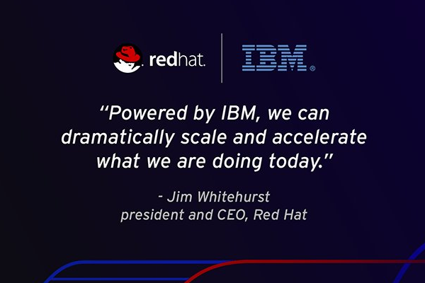 IBM to buy software company Red Hat in $34 billion deal