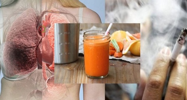 Cleanse Your Lungs of Toxins in 3 Days! Highly Recommended For Smokers