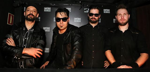 O grupo Rock Avengers, que se apresenta nesta terça de Carnaval, no empório São Francisco (Foto: Divulgação)