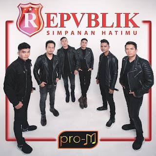 Lirik Lagu Repvblik - Simpanan Hatimu - Pancaswara Lyrics