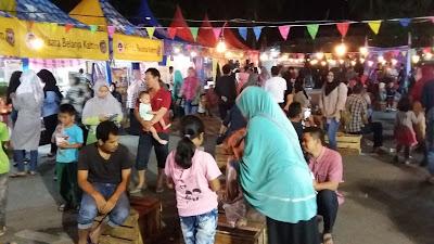 Uniq Mie Food Zone Bontang
